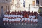 Casperia piazza del Municipio 1999